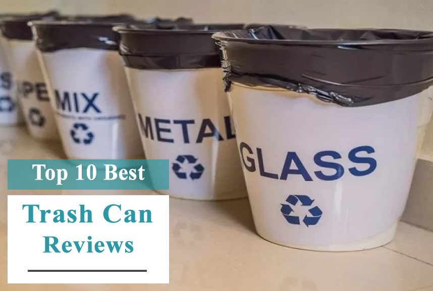 trash cans for kitchen