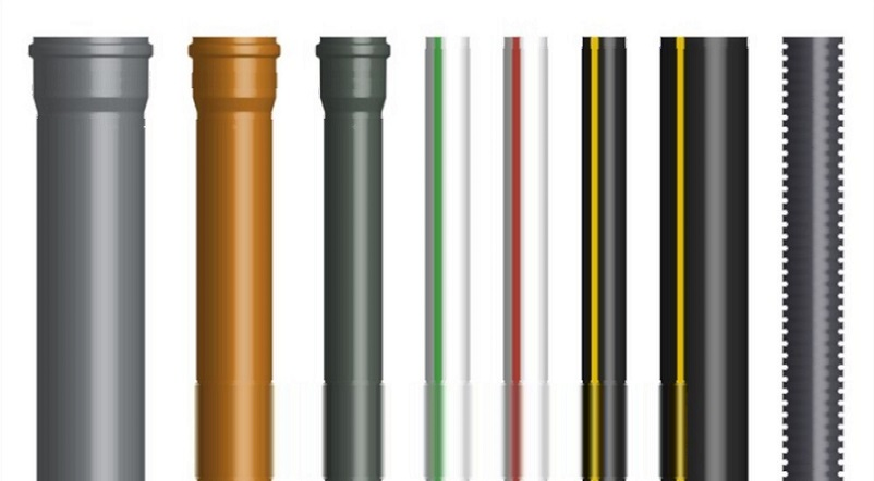 types of pvc pipe fittings